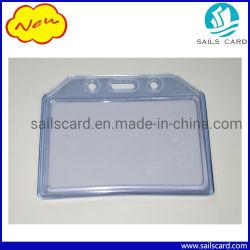 Personal de la horizontal de Plástico / Empleado tarjetahabiente titular de la insignia de ID.