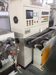 Energien-Kabel-Isolierung und Hüllen-Strangpresßling-maschinelle Herstellung-Zeile/Extruder hergestellt in China