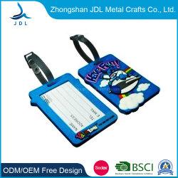 OEM ODM Design Personalisierte Personalisierte personalisierte Gummi-Airplane Label PVC Reisetasche Tag für Koffer Großhandel Billig Bulk Custom Wasserdicht Gummi Namensschild (27)