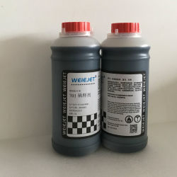 販売の印刷インキのWeiejet 701のWater-Basedインク連続的なインクジェット・プリンタのための水様インク大きさインク
