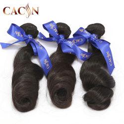 Commerce de gros lots 26pouces 7UN GRADE chinois des cheveux bouclés Pissy vierge