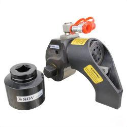 De nieuwe Industriële het Vastbouten Hydraulische Moersleutel van het Type van Schacht van de Torsie van de Hulpmiddelen van de Apparatuur/van de Bout