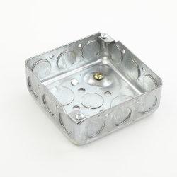 전기 강철 도관 상자 또는 Octogonal 경편한 상자 또는 Caja Metalica 또는 녹아웃 접속점 상자