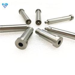 China Proveedor de moldes de inyección de plástico Carbide Burr/expulsor Punzón