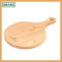 Conseil de bambou couleur carbonisé couvercle de la boîte de bambou Planche à découper en bambou