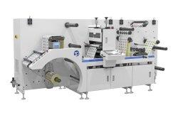 ماكينات تصنيع وتجهيز الملصقات اللاصقة