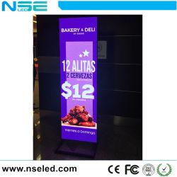 L'intérieur LED P3 permanent du Conseil de l'affiche pour la publicité de vente au détail