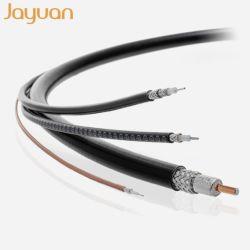El cable coaxial RG6 RG11 RG59 Rg7 y el cable terminado