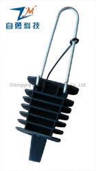 L'isolement corps collier de serrage pour câble de service d'ancrage