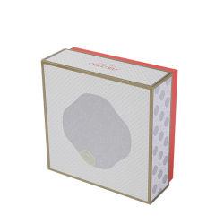 卸し売り堅いボール紙の磁気近い白書のギフト用の箱