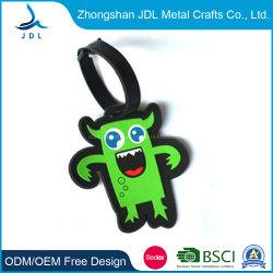 Резиновый материал и тип метки силикон багажа Tag заводская цена высокое количество пользовательских тегов багажного отделения из натуральной кожи (44)