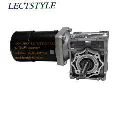 Dauermagnet-Reduzierstück-Endlosschrauben-Gang-Motor Gleichstrom-rechtwinkliger Nmrv mit 24V 35rpm 320W und Kodierer 1024PPR