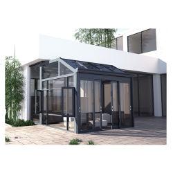 Novos produtos de melhor qualidade jardim de Inverno/Sunrooms Casas de vidro