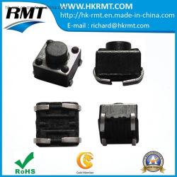 Empurre o botão do interruptor do tato (SWQ-1102TS) de teor de PCB