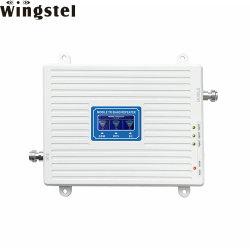 Triple bande amplificateur de signal de téléphone cellulaire GSM de répéteur sans fil 2G 3G 4G LTE Amplificateur de signal de réseau mobile pour la maison