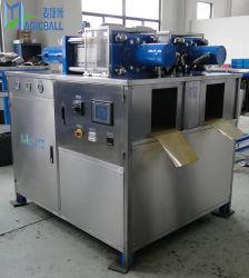 Bloc de glace sèche Maker Machine pour l'équipement de projection de glace carbonique Pays-Bas