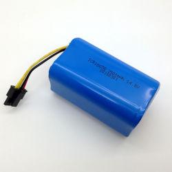 Dtp размера 18650 OEM/ODM 14,8 V 2500Мач Li Ion литиевый аккумулятор для робота