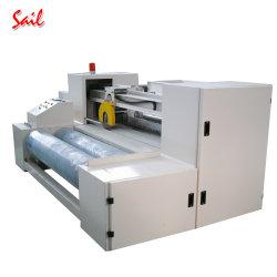 Taglio non tessuto della macchina di bobina del tessuto di Changshu ed unità di Taglio-fuori della macchina/Selvage di bobina