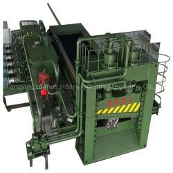De hydraulische het Scheren van het Staal van het Metaal van het Afval Scheerbeurt van de Guillotine van het Schroot van de Machine Op zwaar werk berekende