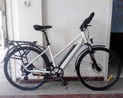"""Vélo électrique du moteur de 250 W Ebike 25KM/H 20"""" 80km de pneu"""