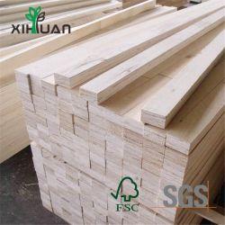 Choupo madeira contraplacada de Embalagem Construção LVL PLACA LVL Lats para mobiliário de madeira