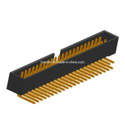Rechtwinklige Stiftleiste mit 2,00-mm-DIP-Gehäuse und IDC Kabel