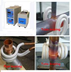 Het Verwarmen van de Inductie van de hoge Frequentie Machine voor het Lassen van de Buis van het Koper