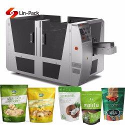 Koekjes die en de Machine van de Verpakking voor Zak Premade vullen verzegelen met of zonder Ritssluiting