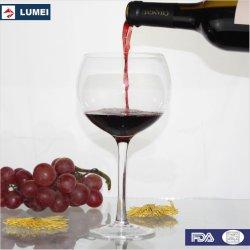 4pk copo de vinho branco inflado Limiar Caliciformes de vidro