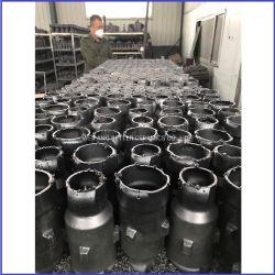 SiSiCの保護外の管の炭化ケイ素sicの管の放射の管