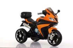 Versnel de Motor Car/Ride van de Rit van Jonge geitjes op de Motorfiets van het Stuk speelgoed van de Lader van de Motorfiets Bike/Battery van de Jonge geitjes van de Stroom voor Jonge geitjes