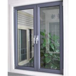 Simple vitrage fenêtre oscillant en aluminium avec des prix bon marché
