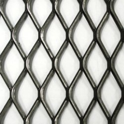 2018 Novo Arraival levantada ou achatados Fabricante de folha de metal expandido
