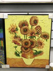 Reprodução de obras-primas de Van Gogh pinturas a óleo