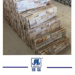 Natuurlijke Roestige/Witte/Beige Kalksteen/Lei voor de Bekleding van de Muur/Vloer/het Bedekken/OpenluchtDecoratie/Voorzijde
