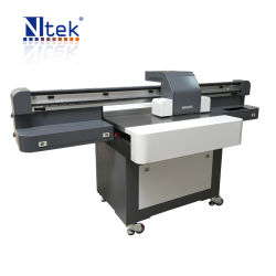 Ntek signo Braille impresora plana UV para el aluminio Yc6090