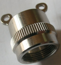 Tournage CNC de l'usinage de pièces de voiture Moto composant de rechange