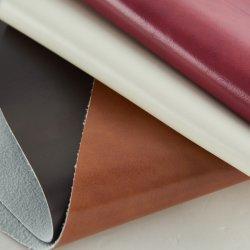 Preço de baixa qualidade superior de couro de PVC artificiais para tampas de Notebook Estofos Sofá