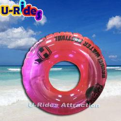 Venda por grosso debrinquedos de água infláveis tubo de água infláveis piscina de água do anel de série para lazy river