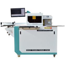 BWz-B1 ماكينة توزيع الأحرف اليدوية ذات القنوات الليفية عبر شبكة CNC التلقائية لماكينة Super ألومنيوم حرفو من الألومنيوم المقاوم للصدأ