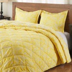 Горячие продажи печатных кровати подушками устанавливает с подушкой Шамс на летние
