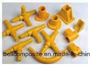Montaggi del corrimano di FRP/profili/tubo Components//Fiberglass dell'inferriata