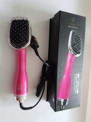 Venta caliente rápido profesional de belleza del cabello secadores de aire eléctrico cepillo cepillo