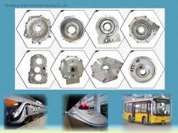 Литой алюминиевый корпус коробки передач двигателя умирают процесса