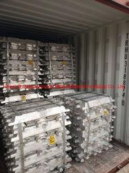 Qualitäts-hoher Reinheitsgrad-Aluminiumbarren-Aluminium Ingot99.7%-99.9%