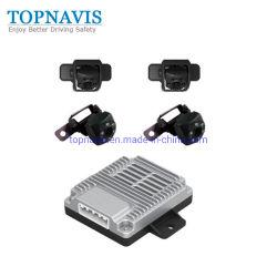차/트럭/버스/자동 야간 시계는 360의 주위 새 전망 DVR를 가진 영상 CCTV/안전/감시 HD 맹점 감시 사진기를 방수 처리한다