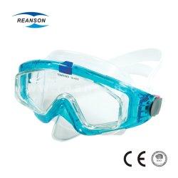 Het Professionele het Duiken van 3 Vensters Masker van uitstekende kwaliteit