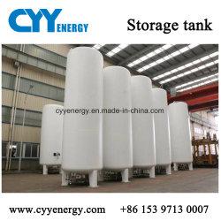 승인되는 ASME GB를 가진 Lox 린 Lar Lco2 액화천연가스를 위한 저온 액체 저장 탱크
