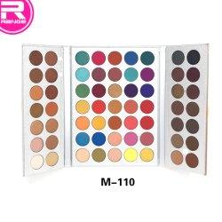 Палитра Eyeshadow 63 цветовой палитры до очаровательного Eyeshadow пигментного теней порошок