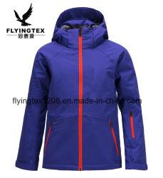 上の販売の女性の余暇のウインドブレイカーの女性コートは屋外の衣服を遊ばす